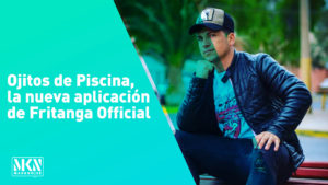 Ojitos de Piscina, la nueva aplicación de Fritanga Official
